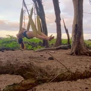 therapeutic hammock-yoga beginner certification